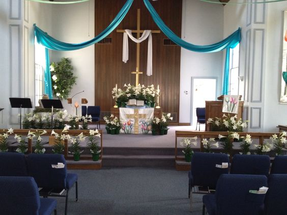 Best Easter Altar Worship Designs Pinterest Altars And Easter This Month