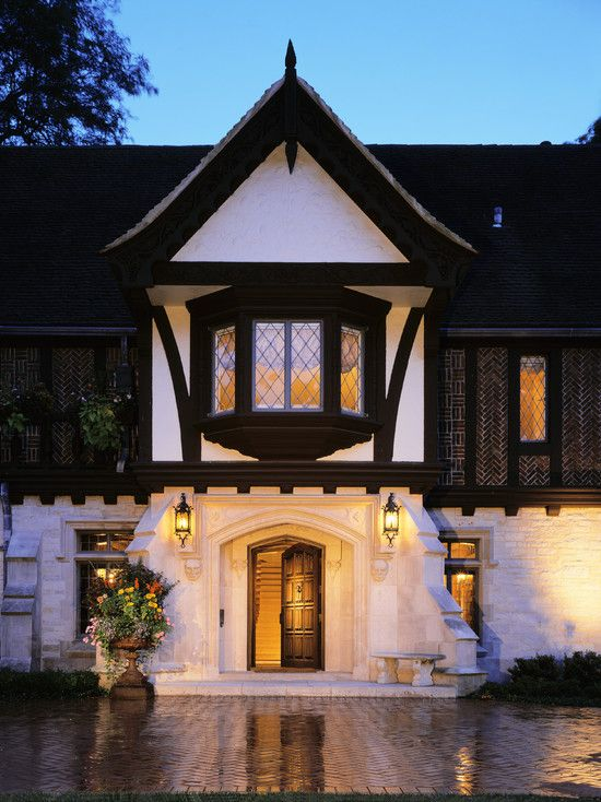 Best French Tudor Exteriors Design Pictures Remodel Decor This Month