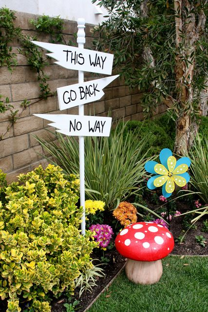 Best Wonderland Alice In Wonderland And Signs On Pinterest This Month