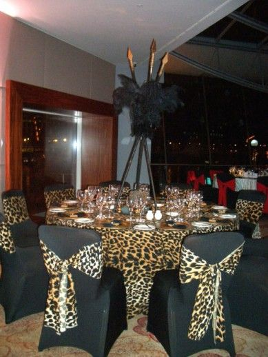 Best African Themed Centerpieces Sharper Solutions African This Month