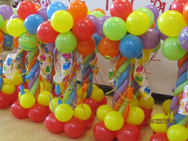 Best 118 Best Images About Balloons Without Helium On Pinterest This Month