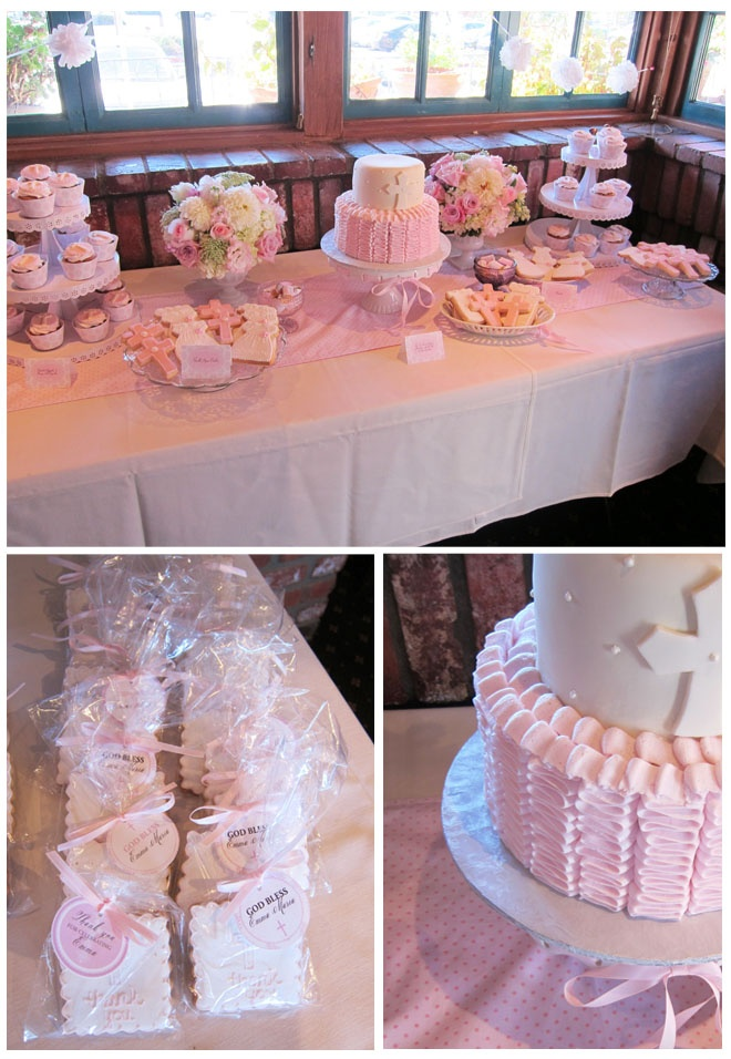 Best Christening Table Decorations Christening Pinterest This Month