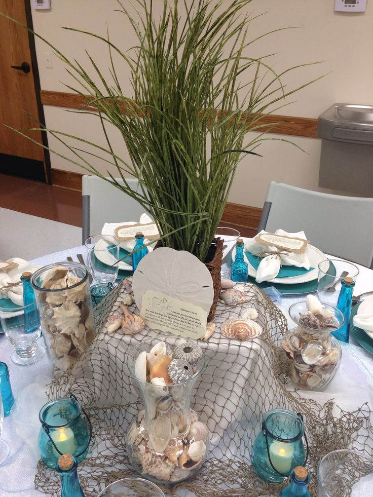 Best 25 Best Ideas About Beach Theme Centerpieces On Pinterest This Month