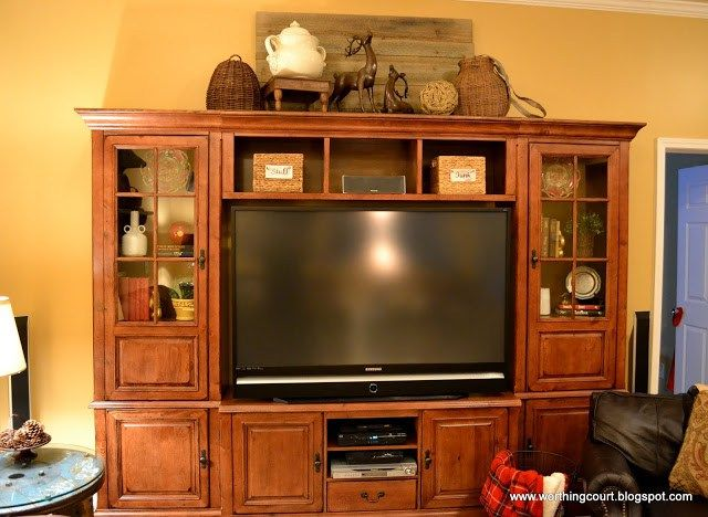 Best 25 Best Ideas About Entertainment Center Makeover On This Month
