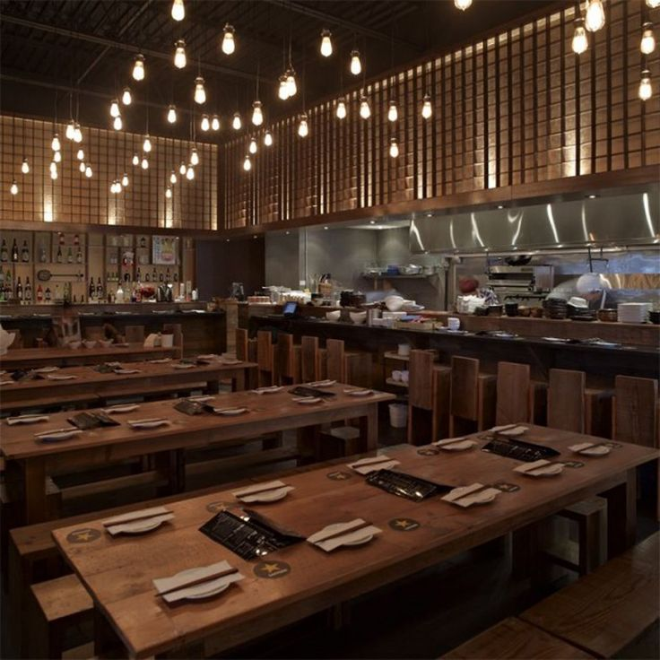 Best Small Contemporary Restaurant Designs Japanese This Month
