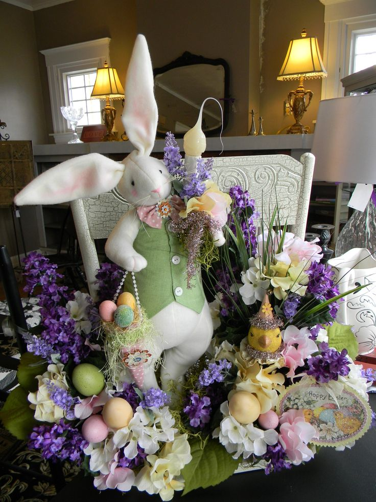 Best 1000 Ideas About Easter Centerpiece On Pinterest Easter This Month