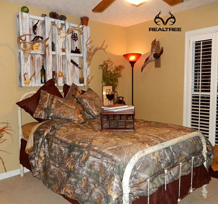 Best Personalize Your Bedroom With Realtree Xtra Camo Bedding This Month