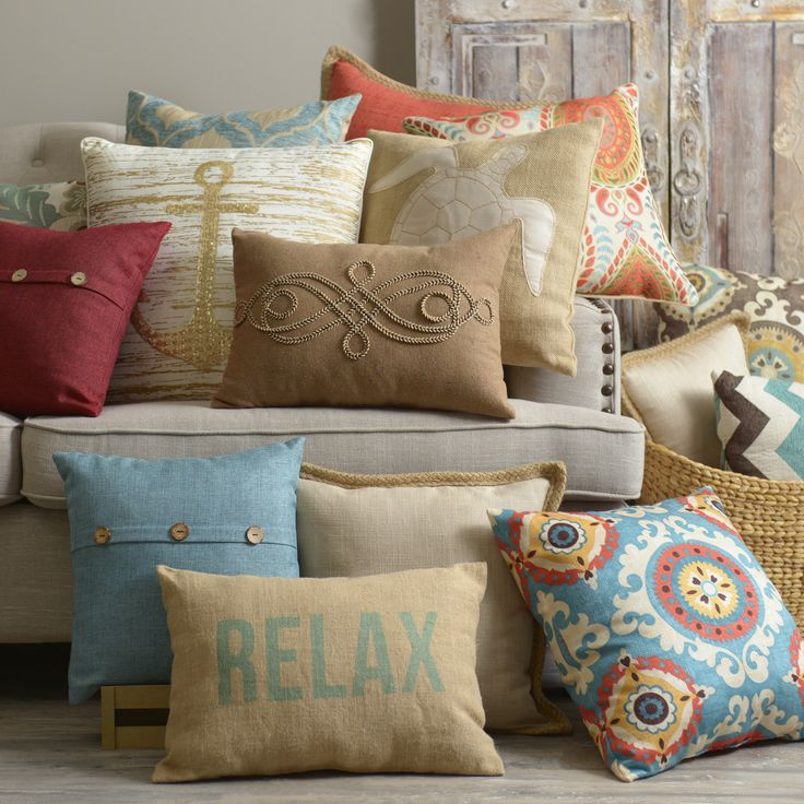 Best We Have Accent Pillows Of All Kinds At Kirkland S Find This Month