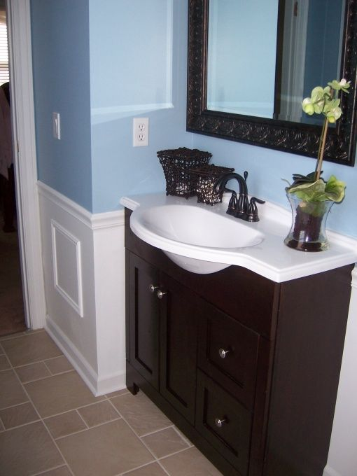 Best 17 Best Ideas About Blue Brown Bathroom On Pinterest This Month