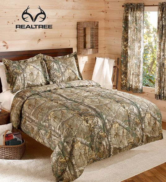 Best New Realtree Xtra Camo Bedding Set Starts From 46 99 This Month