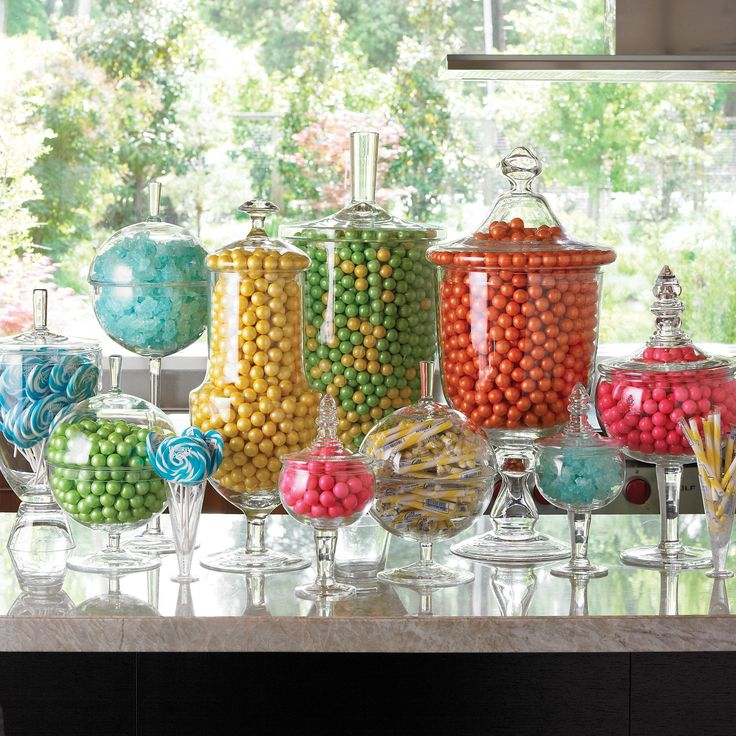 Best 67 Best Images About Apothecary Jars And Mercury Glass On This Month