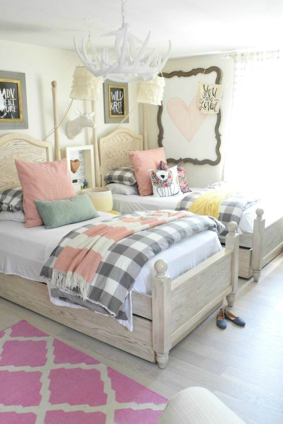 Best 25 Big Girl Rooms Ideas On Pinterest This Month