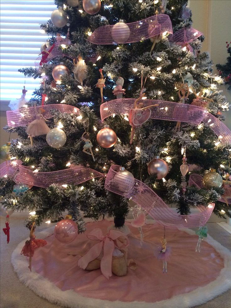 Best Ballerina Christmas Tree Dance Christmas Tree Creative This Month