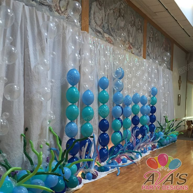 Best 25 Under The Sea Decorations Ideas On Pinterest This Month