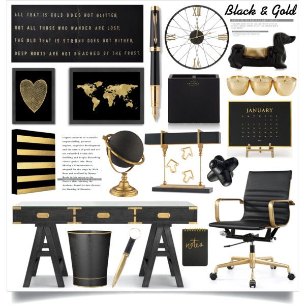Best 25 Gold Office Ideas On Pinterest This Month