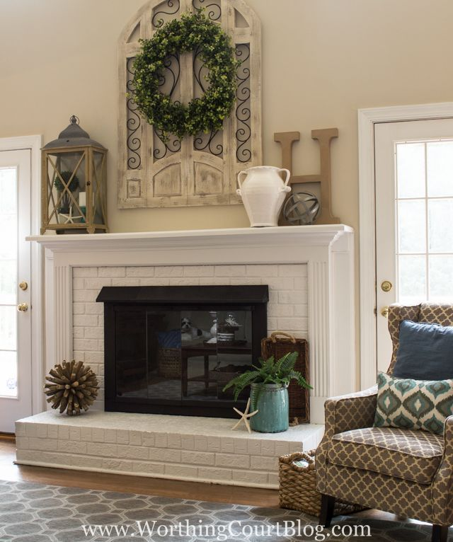 Best 211 Best Images About Mantel Hearth Decorating On This Month