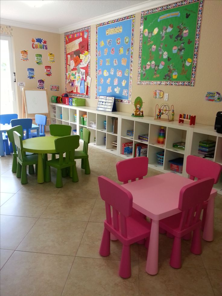 Best Family Home Daycare Setup Daycare Space And Decorating This Month