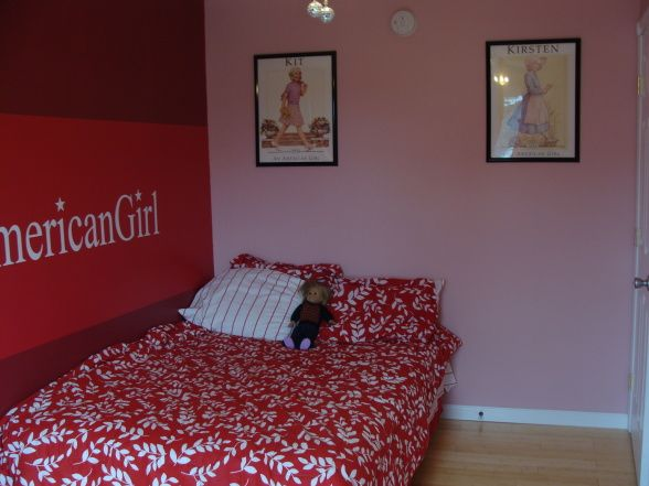 Best American Girl Room Decorating Ideas American Girl Room This Month