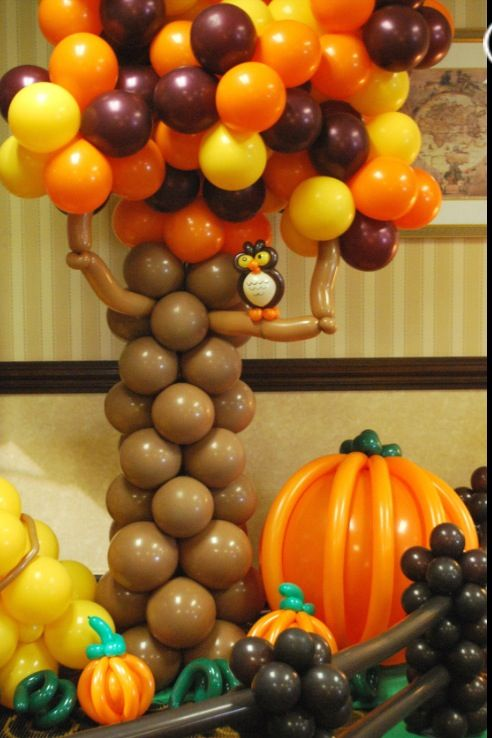 Best 37 Best Images About Balloon Jungle Tree Ideas On This Month