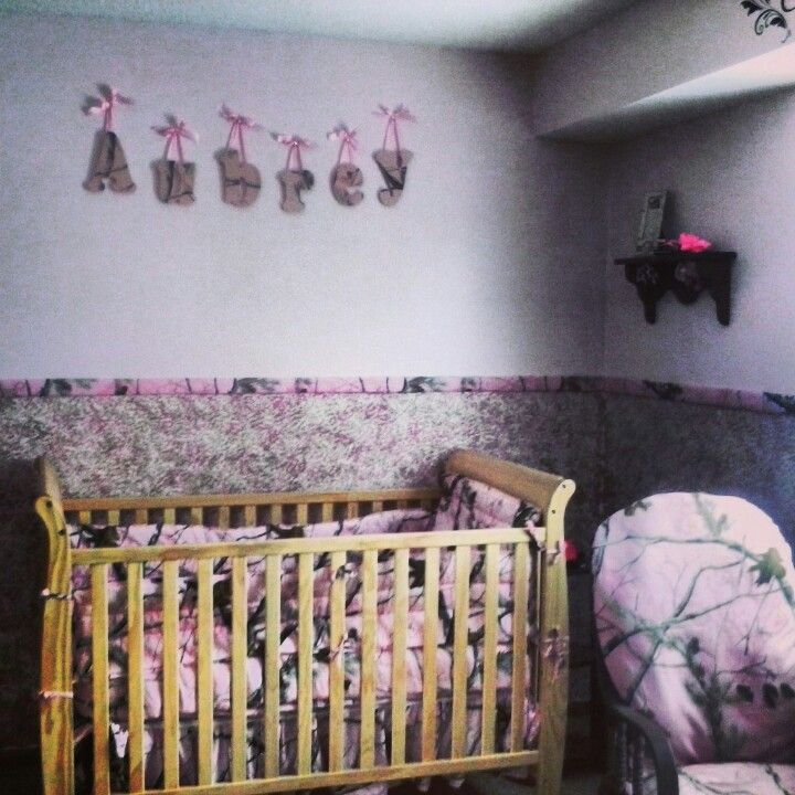 Best Pink Realtree Camo Baby Girl Bedroom Nursery Girl This Month
