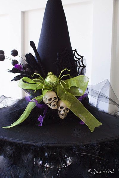 Best 78 Best Ideas About Witch Hats On Pinterest Witch Party This Month