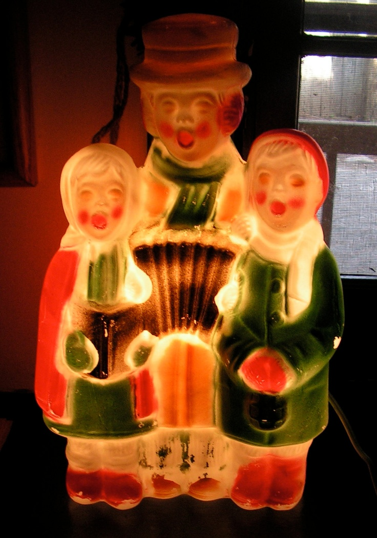 Best 35 Best Images About Christmas Vintage Blowmolds On This Month
