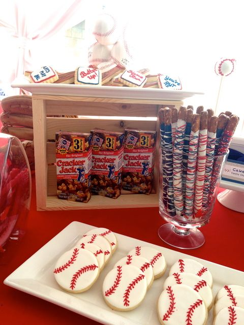 Best Baseball Baby Shower Party Ideas Birthdays Boys And This Month
