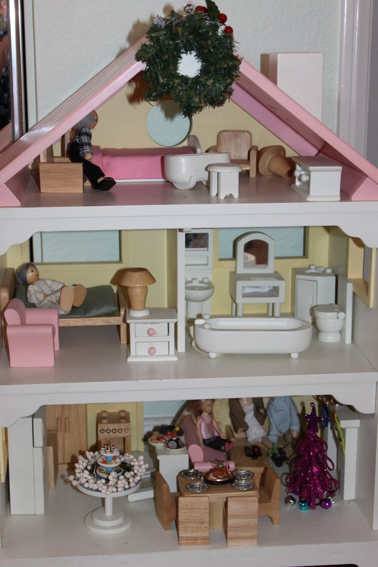 Best 17 Best Images About American Girl Doll House Room This Month