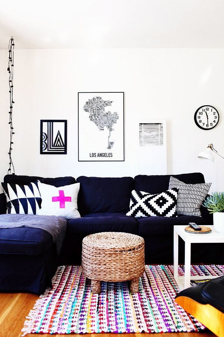 Best 17 Best Ideas About Black Couch Decor On Pinterest Black This Month