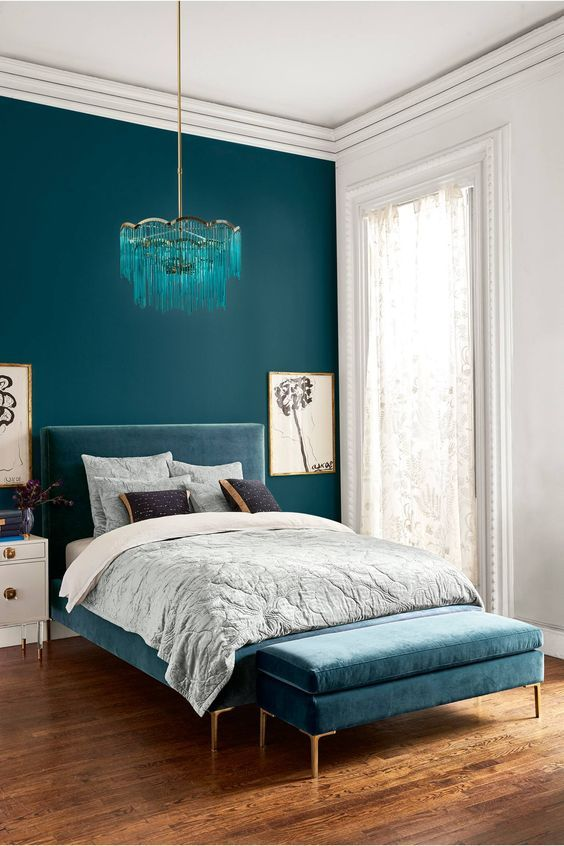Best 25 Best Ideas About Teal Headboard On Pinterest This Month