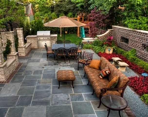 Best Outdoor Patio Backyard Design Ideas For Small Spaces On A This Month