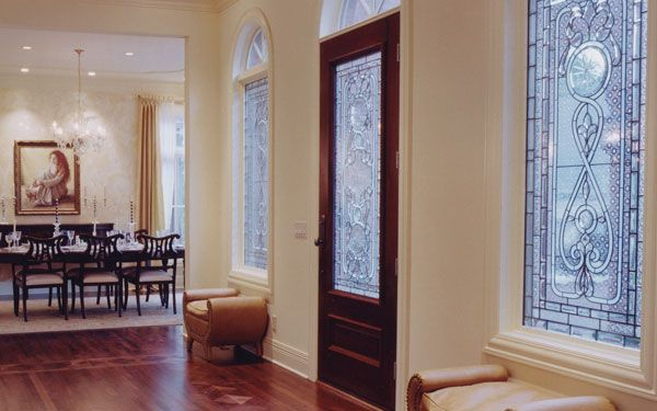 Best Decorative Windows Home Foyers And Windows And Doors This Month