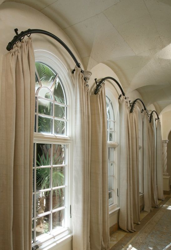 Best 25 Arch Window Treatments Ideas On Pinterest This Month