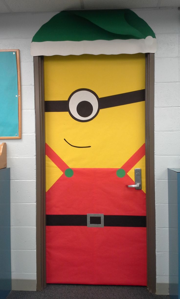 Best 1000 Ideas About Minion Door Decorations On Pinterest This Month