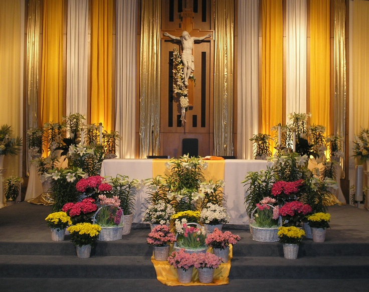 Best 1000 Images About Easter Church Decorating On Pinterest This Month