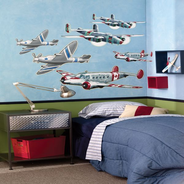 Best 17 Best Images About Airplane Decor For Boys Room On This Month