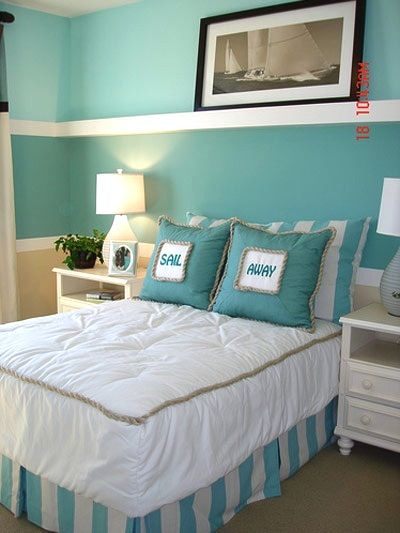 Best 1000 Ideas About Beach Theme Bedrooms On Pinterest This Month