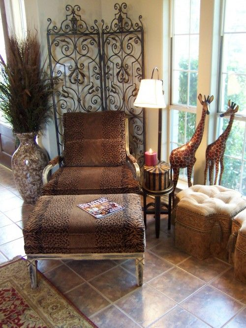 Best 64 Best Images About Animal Print Home Decor On Pinterest This Month