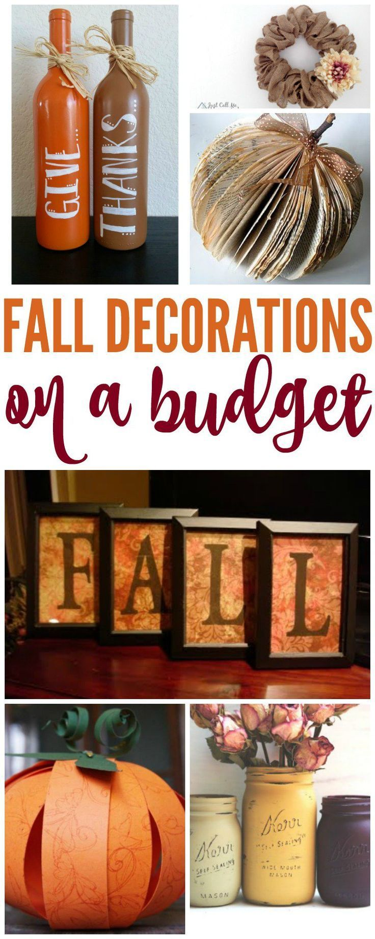 Best 25 Best Ideas About Fall Decorating On Pinterest This Month