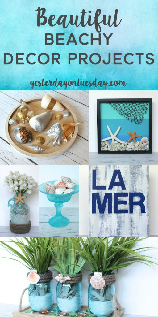 Best 2275 Best Images About Beach And Nautical Diy Crafts On This Month