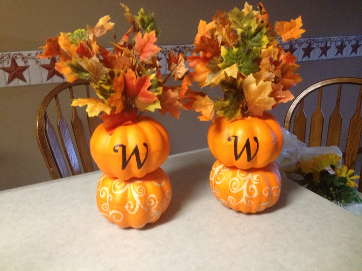 Best Diy Fall Decor 8 At Dollar Tree Things I Want To This Month