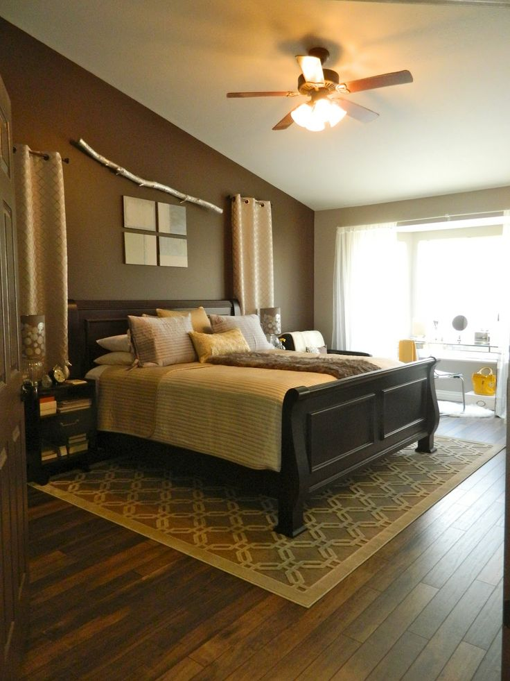 Best Hardwood Floors In The Master Bedroom I Like The Area This Month