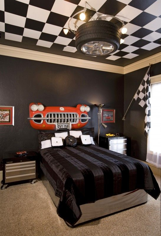 Best 1000 Ideas About Car Themed Rooms On Pinterest Car Room This Month