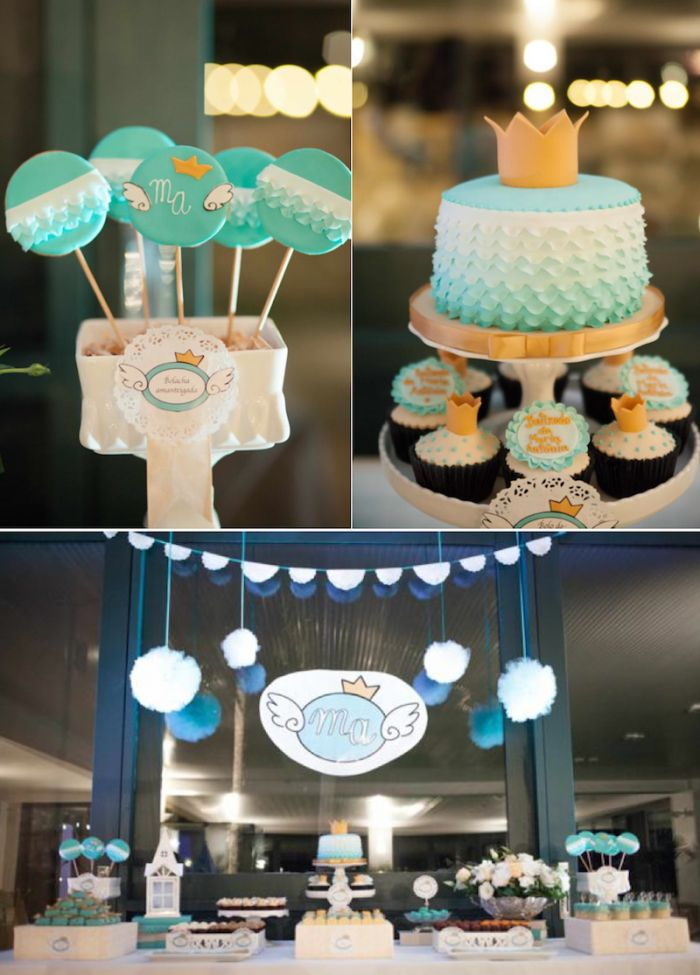 Best 49 Best Images About Royal 1St Birthday Ideas On Pinterest This Month