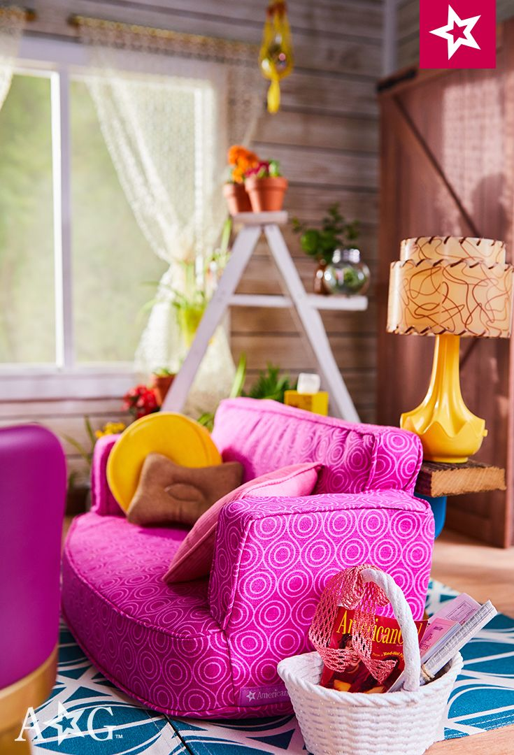 Best 313 Best Images About American Girl Doll House Room This Month