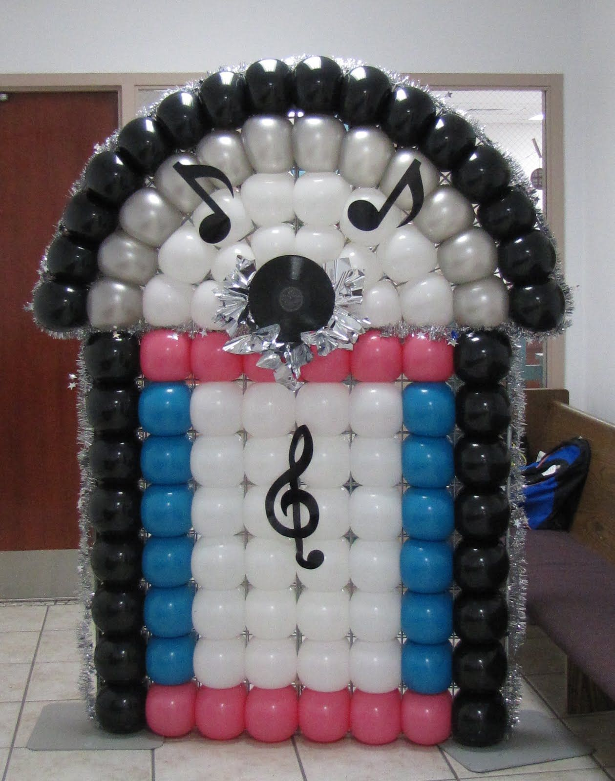 Best 50S Themed Decorations Google Search Balloons Sock This Month