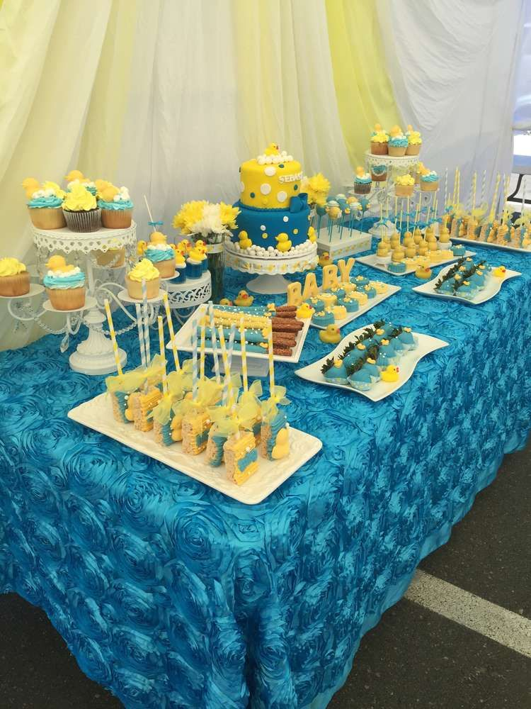 Best Rubber Duckies Baby Shower Party Ideas Rubber Duck This Month