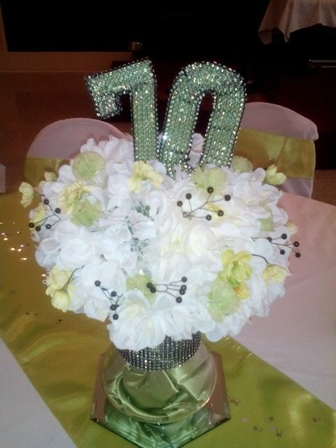 Best 70Th Birthday Party Centerpiece Crafts Pinterest 70 This Month