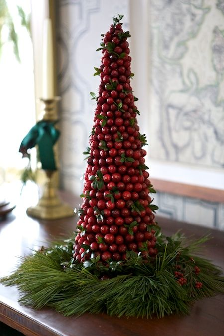 Best Cranberry Decorations Christmasy Pinterest Decoration This Month