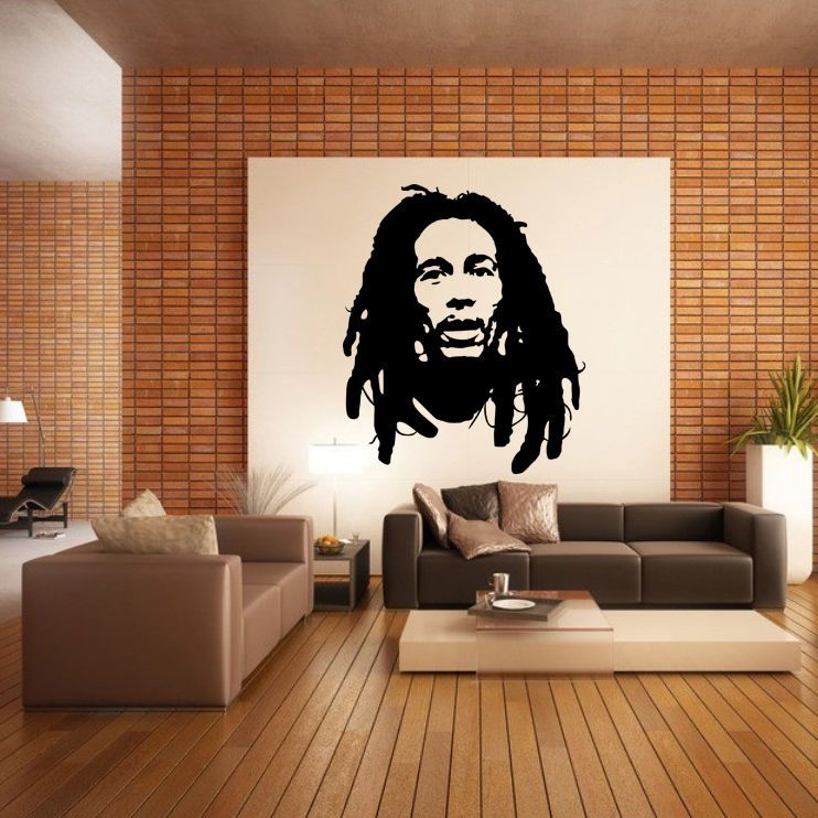 Best People Masculine Bob Marley Wall Decor Inspiration In This Month